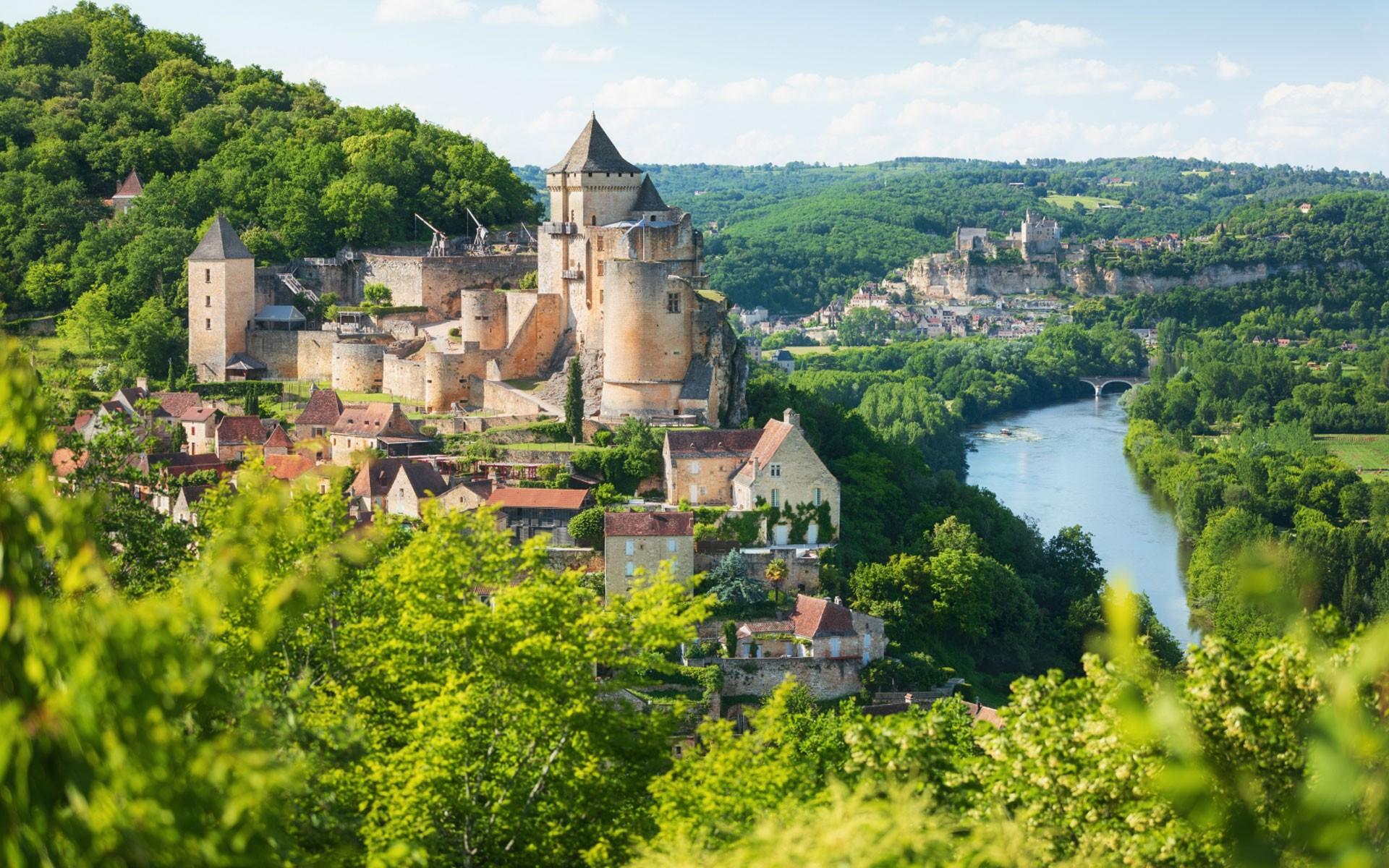 5 châteaux incontournables de la vallée de la Dordogne
