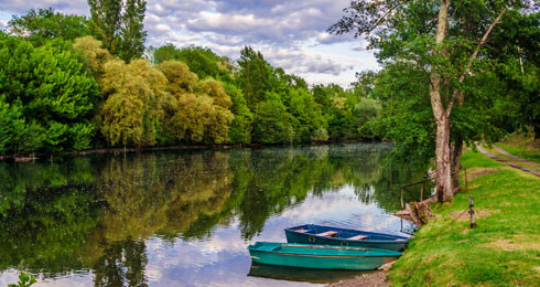 Un été en Vallée de la Dordogne : tous dans l'eau !