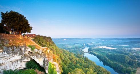 La Vallée de la Dordogne : terre à sensations